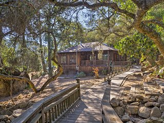 NEW! Villa San Marcos Cabin 5 Min to Lizards Mouth