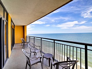 NEW! Beachfront Myrtle Beach Condo w/Pool Access