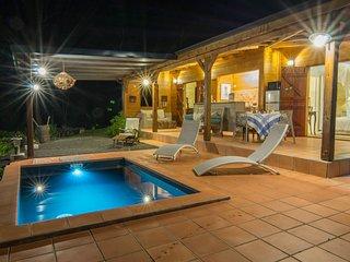 Au Bois dormant 100% nature avec piscine privée
