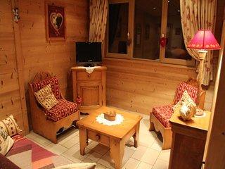 Appartement 4/5 personnes proche Bossonnet (BOS132)