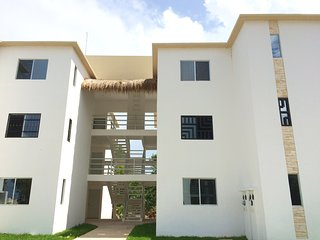 Nice Apartment good location in Puerto Morelos Riviera Maya Mexico