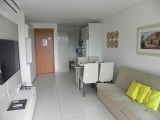 Flat 1 Quarto - Carneiros Beach Resort (C10-4)