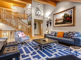 6 Bedroom 5.5 bath Park City