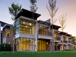 Condo on Golf Course, Palm Hills Golf & Residence, Hua Hin