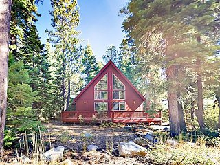 New Listing - 4BR Home at Foot of the Rubicon Trail, 1 Mile from Lake Tahoe