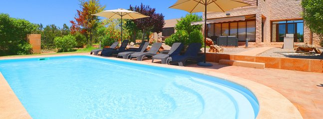Son Vigili, wifi free, private pool, near Es Trenc