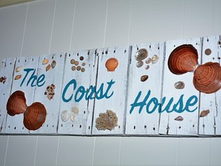 The Coast House - Ocean Views