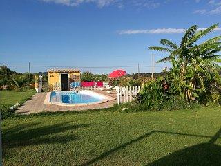 costa rei appartamento in villa con piscina