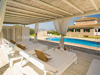 5 bedroom Villa in Muro, Balearic Islands, Spain : ref 5624675
