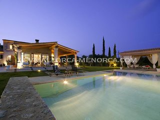 4 bedroom Villa in Pollenca, Balearic Islands, Spain : ref 5624695