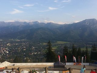 Zakopane - Apartament13.pl - Panoramic Mountain Views, City centre
