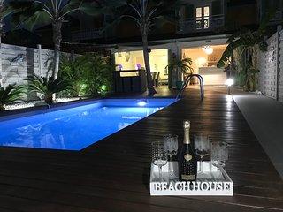 orient bay villa beach house 3m a pied de la plage