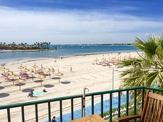 BEACH FRONT APARTMENT-CARABELA BLOQUE DALI 126