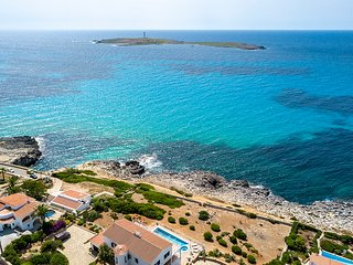 5 bedroom Villa in Punta Prima, Balearic Islands, Spain : ref 5624635