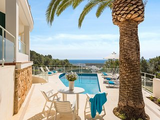 3 bedroom Villa in Santo Tomas, Balearic Islands, Spain : ref 5624611