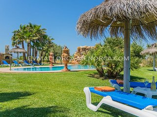 6 bedroom Villa in Muro, Balearic Islands, Spain : ref 5624673