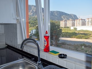 D3: Spacious 2 bedroom, mountain view, free wifi & parking, breakfast available