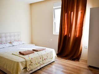 D8: Spacious 2 bedroom, 3rd floor, super mountain view, free wifi