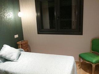 Habitacion Simple #1  de Hostal Los Patios Santander