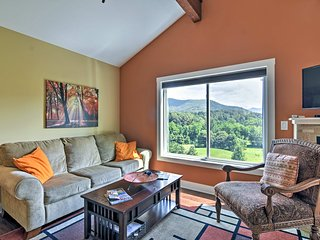 NEW! Weaverville Cottage w/Mtn View-Near Asheville
