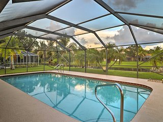 Port St. Lucie Home w/ Lanai & Private Pool