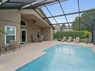 Amazing 4 Bedroom Home with private pool in the Popular West Haven Community.