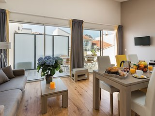 1 BR Alcove Apartment for 6 at Lagrange Vacances Les Patios Eugenie