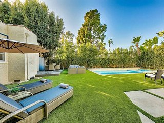 Modern Beverly Hills - West Hollywood Oasis Villa
