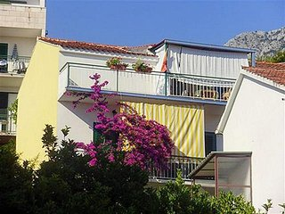 One bedroom apartment Podgora, Makarska (A-16159-a)