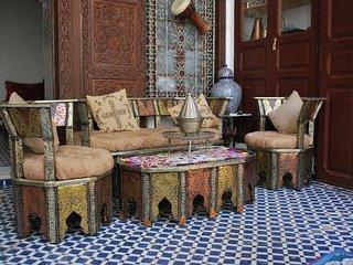 Rajaee Double Room - Riad lalla fatima