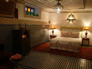 Suite Hamam - Riad lalla fatima