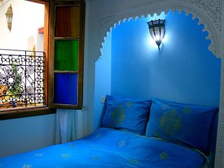 Aziza Double Room - Riad lalla fatima