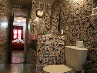 Kamar Double Room - Riad lalla fatima