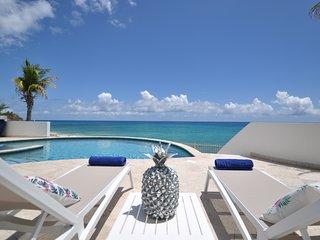 cupecoy beach villa