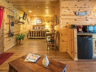 Shenandoah Peace ( 1-Bedroom Cabin )