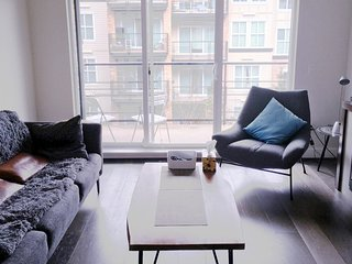 Luxury Two Bedroom Apartment at UBC