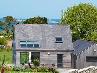 Maison en bois, près des plages et des dunes