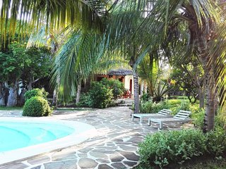 Watamu Villa With Service Personnel