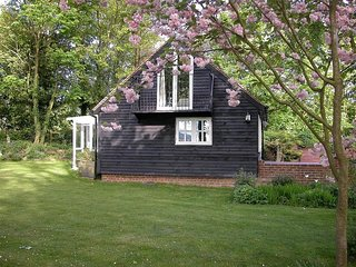 The Summer House - THE SUMMER HOUSE, romantic, with pool in Maidstone, Ref 98896