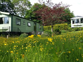 Howgills Hideaway - Valley view caravan