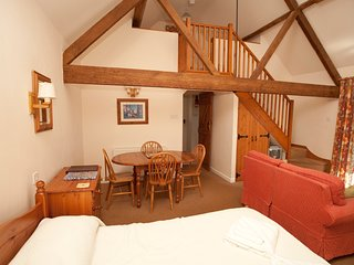 Hayloft Cottage at Rudge Farm Cottages