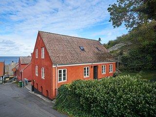Sommerhus 'Det gamle Bryggeri' i Gudhjem