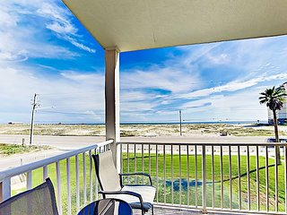 Swimming, Fishing & Biking Await! 1BR w/ Pool & Hot Tub - Walk to Beach