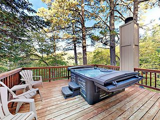 Remodeled Bear Lake House w/Hot Tub, Wood Fires and Game Room