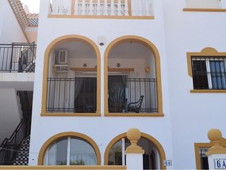 Molino Blanco Apartment 6 - Facing Park