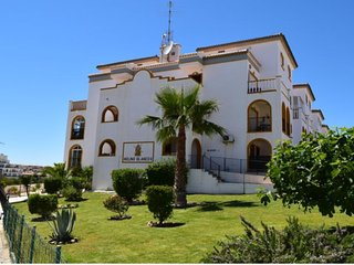 Molino Blanco Apartment 6 - Facing Park