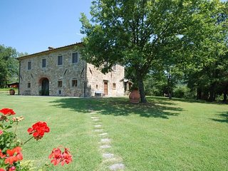 4 bedroom Villa in Castel Focognano, Tuscany, Italy : ref 5218352