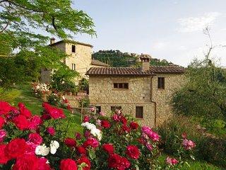 7 bedroom Villa in Montepulciano, Tuscany, Italy : ref 5218326