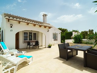 Book It Villa Moraira Cream