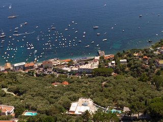 Marina del Cantone Villa Sleeps 22 with Pool Air Con and WiFi - 5218513